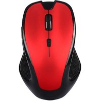 Ergonomic 2.4GHz Wireless Gaming Mouse Adjustable 2400DPI Optical Computer Mice Gamer USB Receiver Mouse For PC Desktop Laptop